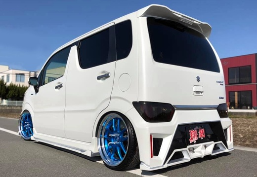 SHO-PRODUCE SUZUKI WAGON-R EMOTION CR 2p