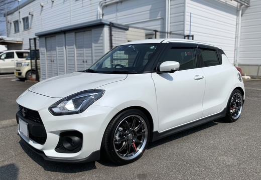 RAVE-FACTORY SUZUKI SWIFT-SPORTS EMOTION ZR10