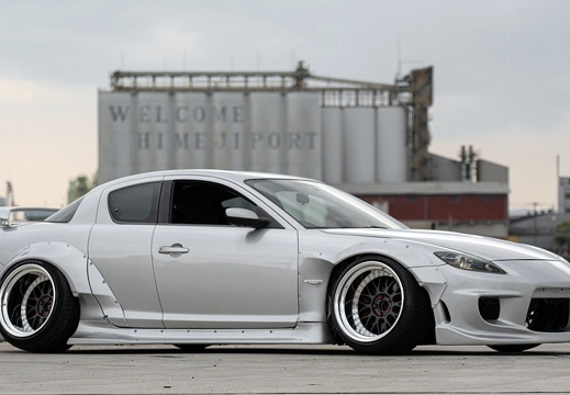 ArtStyle MAZDA RX-8 MEISTER M1 3p